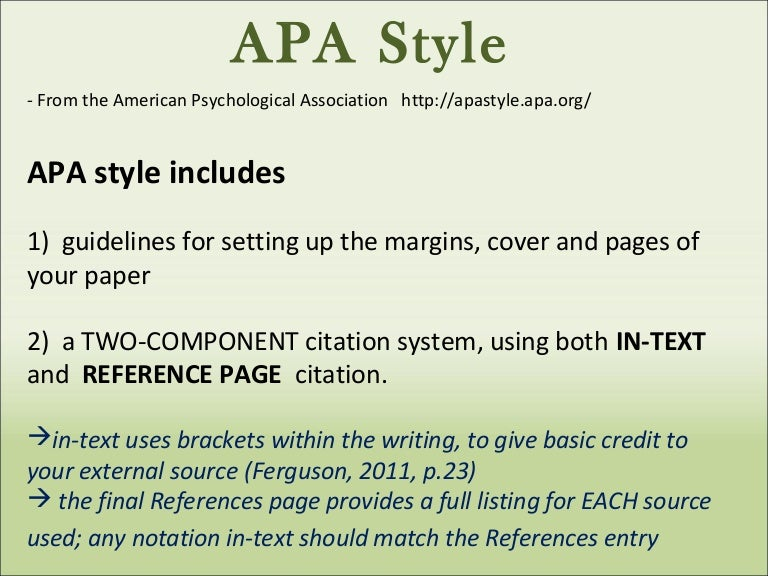 do all apa style papers have an abstract Click on the link above in the media box to download the pdf handout, apa sample paper.