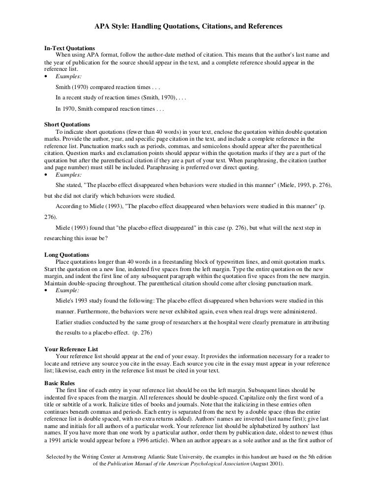 sample reaction paper in apa format radiovkmtk