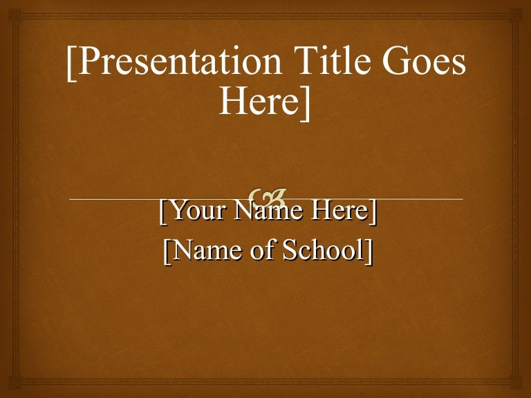 Professional PowerPoint Presentation Makers