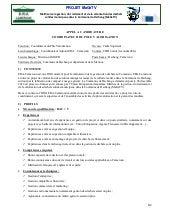 Apell a candidature poste de coordonnateur du pole valorisation projet ma getv