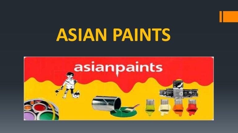 Asian paint advertisement