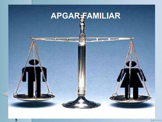 APGAR FAMILIAR