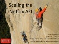 Scaling the Netflix API