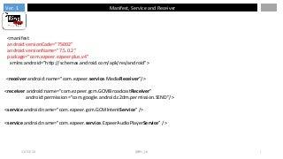 Sample of APK Analysis 1 - myMusic