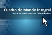 Aplicacion Practica Del Cmi Para Cadena Hotelera