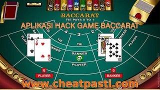 Aplikasi Hack Game Baccarat