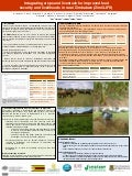 Integrating crops and livestock for improved food security and livelihoods in rural Zimbabwe (ZimCLIFS))