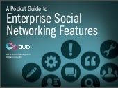 A Pocket Guide to ESN Features