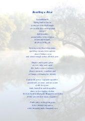 A poem on vrishabhavathi