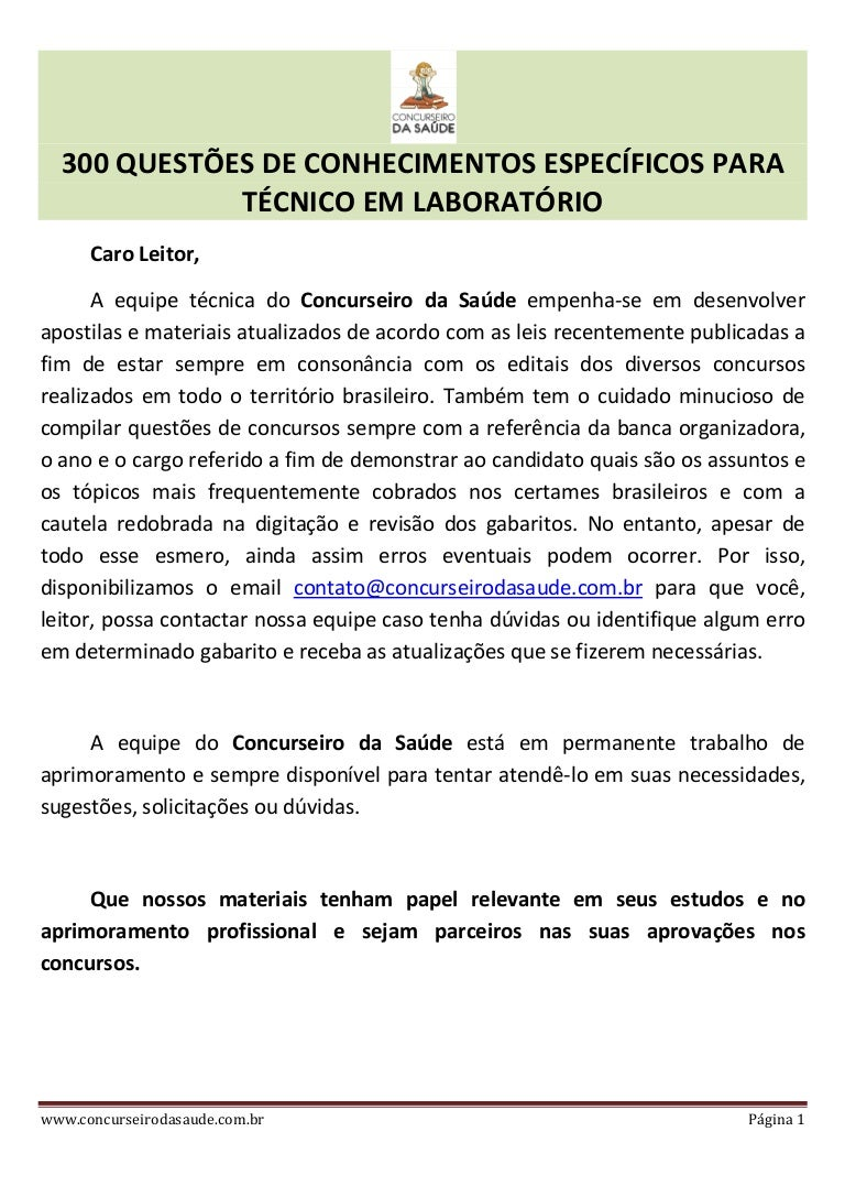 Apostila300 téc.laboratório (1) f07d5685d1a13