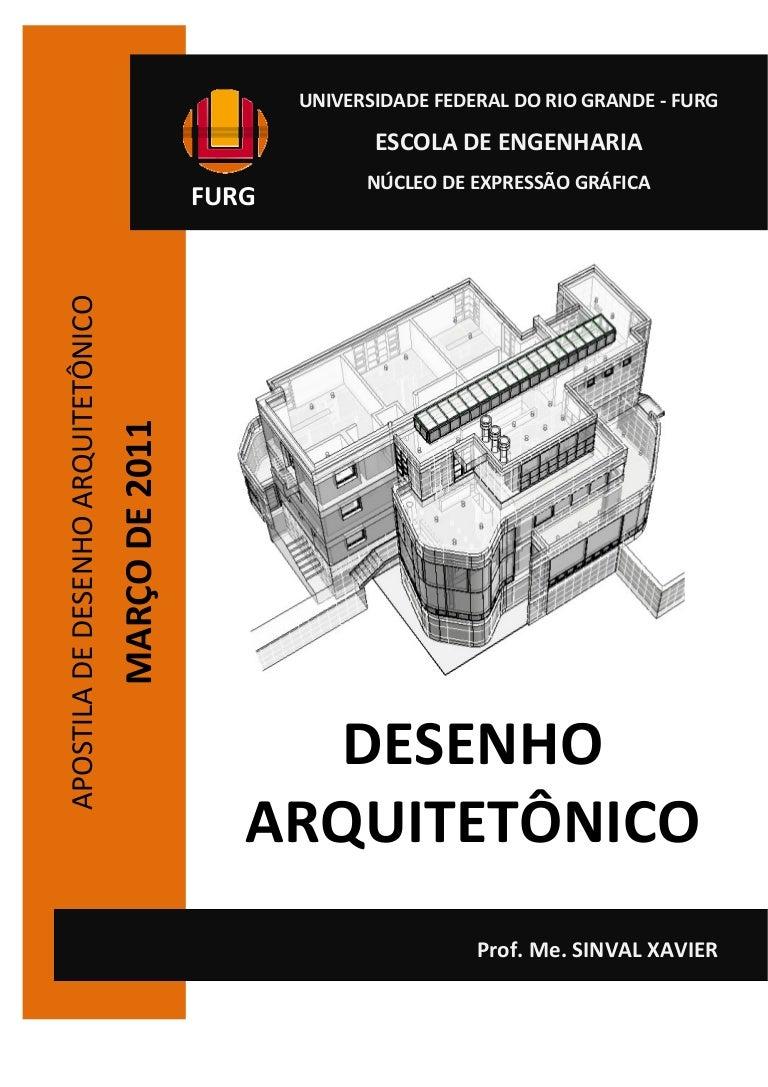 Apostila Arquitetura Cad