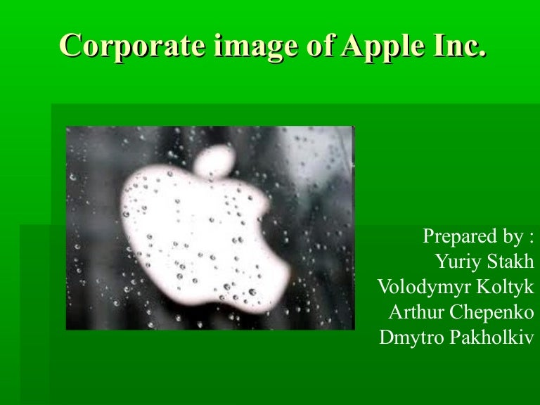 apple inc corporate objectives One of apple's objectives is to expand their sales to customers who have not yet own an apple product they do this not only through advertising but by expanding their distribution network as well in my opinions, in order to expand their distribution network, apple has their products such as the.