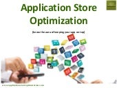 Application store optimization   make your app more visible!