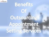 Appointment setting services - call2customer