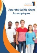 Apprenticeship Grant For Employers (age 16-24)