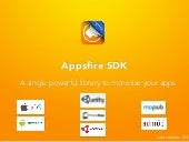 Appsfire publisher deck