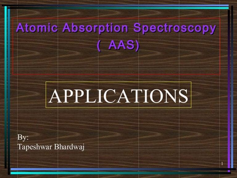 Atomiabsorptiospektrometri