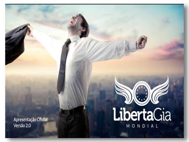 Libertagia Mondial Apresentação Oficial Novo Plano de Marketing