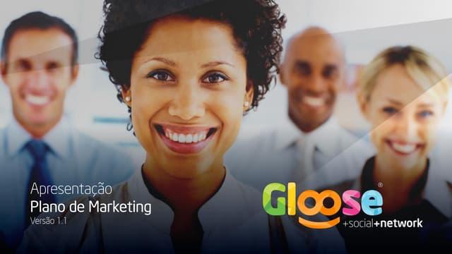 Gloose Apresentação Oficial Atualizada 2014