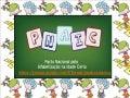 Profª Graça:PNAIC 2014 - Apresentação 1º encontro - Orientadora :Prof² Graça