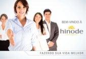 Apresentação do Novo Plano de Negócio Hinode 2014