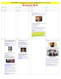 April 2011   Calendar of Events LEADING To LIES About KILLING OF OSAMA BIN LADEN (polish)