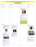 April 2011   Calendar of Events LEADING To LIES About KILLING OF OSAMA BIN LADEN (welsh)