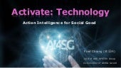 Action Intelligence for Social Good