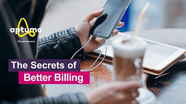 The Secrets of Better Water Billing - An Australian Consumer Research Report