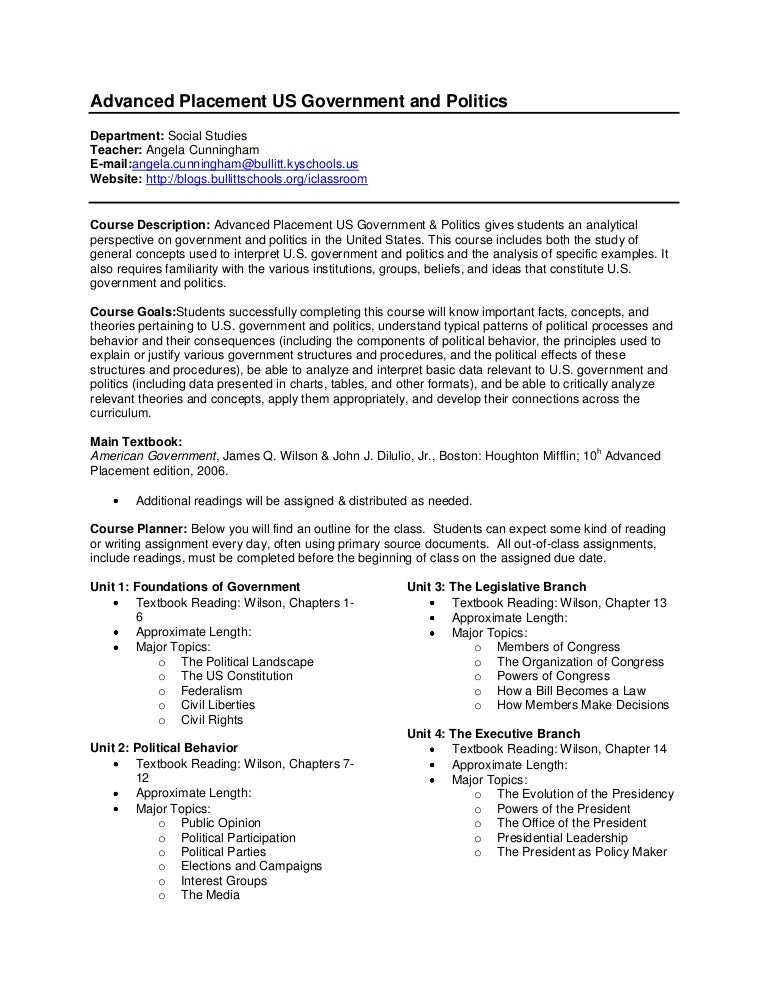ap government essay 2005 Ap us government notes the exam covers six main topics , each of which has several major subtopics the ap gov notes below come from a site called coursenotes , and their titles are based on the corresponding chapters of the american government 11th edition textbook.