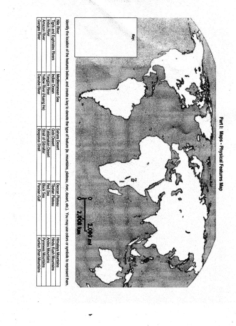 World Map Assignment.Ap World History Summer Map Assignment