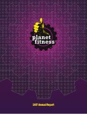 Planet Fitness, Inc. - E.S.G. JR. Consulting, Inc. - Annual Report