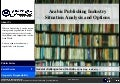 Arabic Publishing Industry Situation Analysis and Options