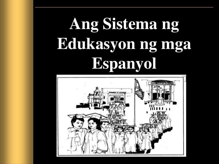 Edukasyon ng mga ninuno