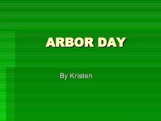 national arbor foundation trees