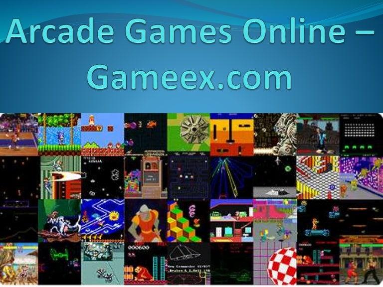 Arcade Games Online