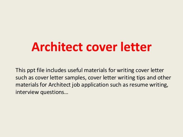 Architectcoverletter 140221033635 Phpapp02 Thumbnail 4?cbu003d1392953839