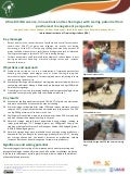 Africa RISING science, innovations and technologies with scaling potential from postharvest management perspective