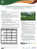 Effects of soil management and cropping options on yields of drought tolerant bush bean varieties in two agro-ecologies in central Malawi