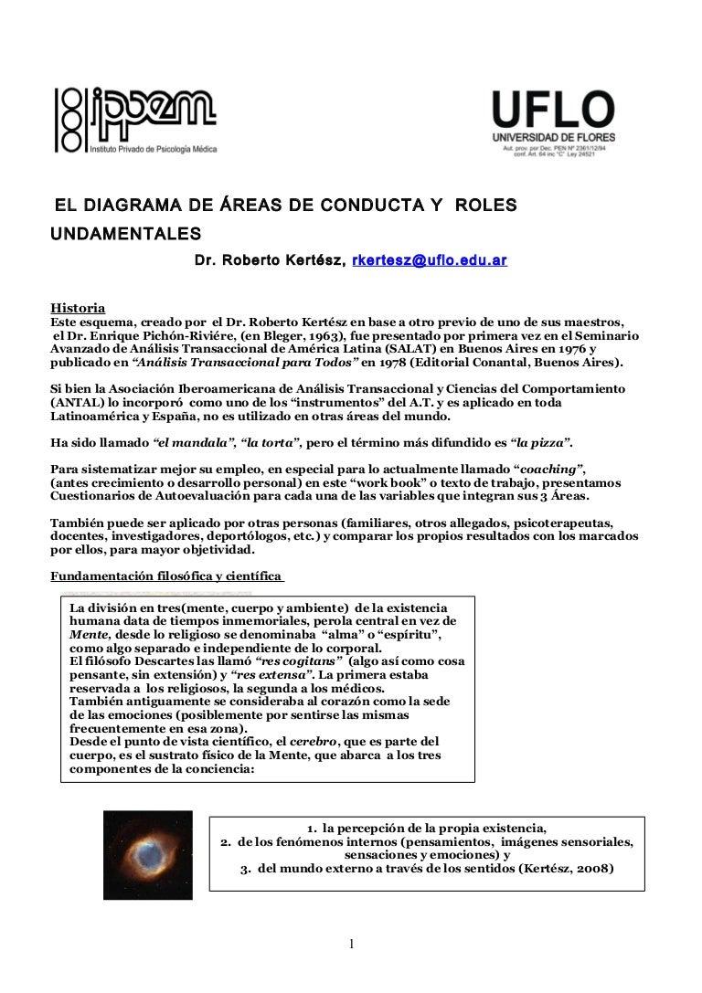 Areas y roles completo
