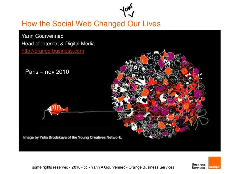 how social media has changed our life Social media has forever changed teens' lives, making them more connected--and disconnected--than ever before but for everyone labeling social networks a social disaster, booth said it's just the.