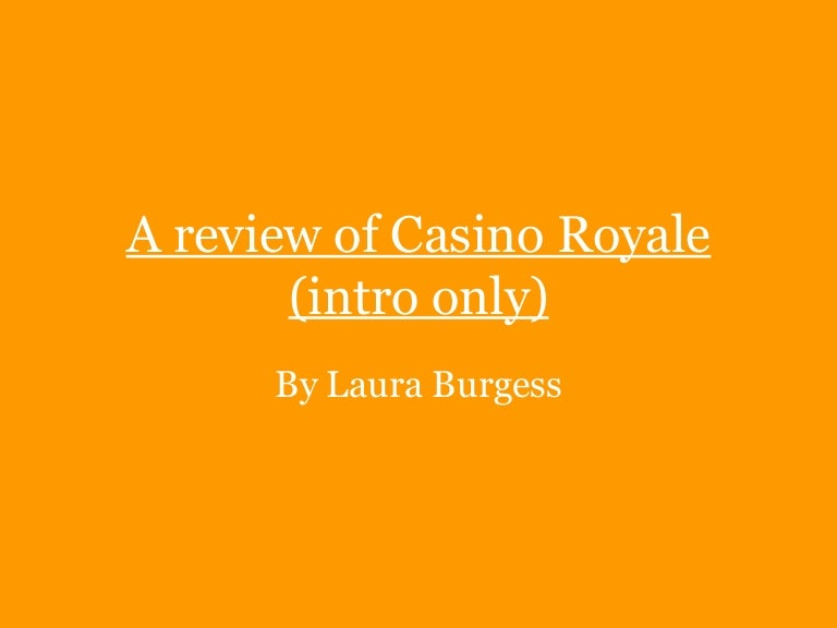 Review on casino royale igt gems wild tiles