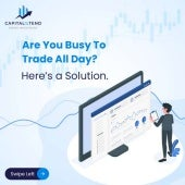 Are You Busy to Trade All Day?