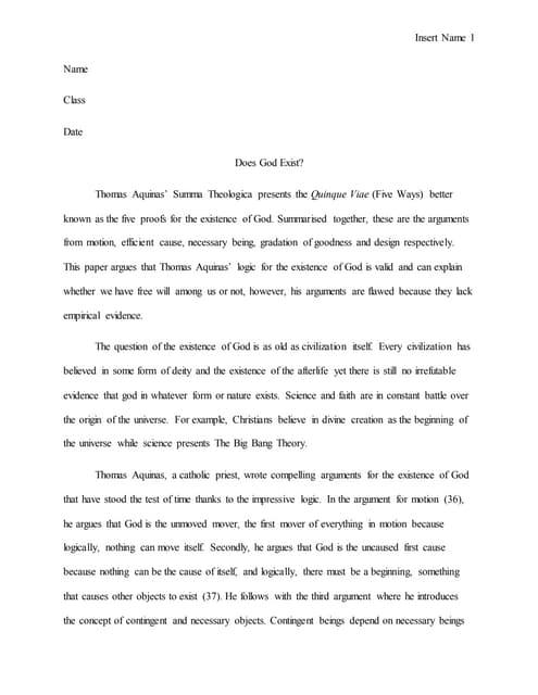 persuasice essay