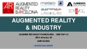 Augmented Reality & Industry