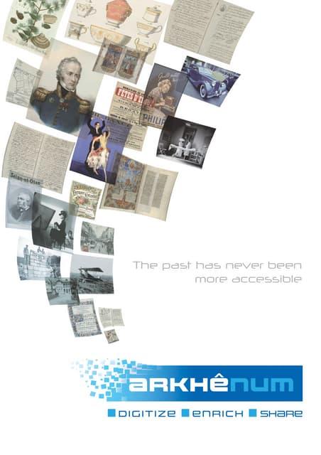 Arkhenum Services Portfolio