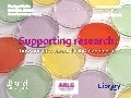 Supporting researchers: how one librarian does it
