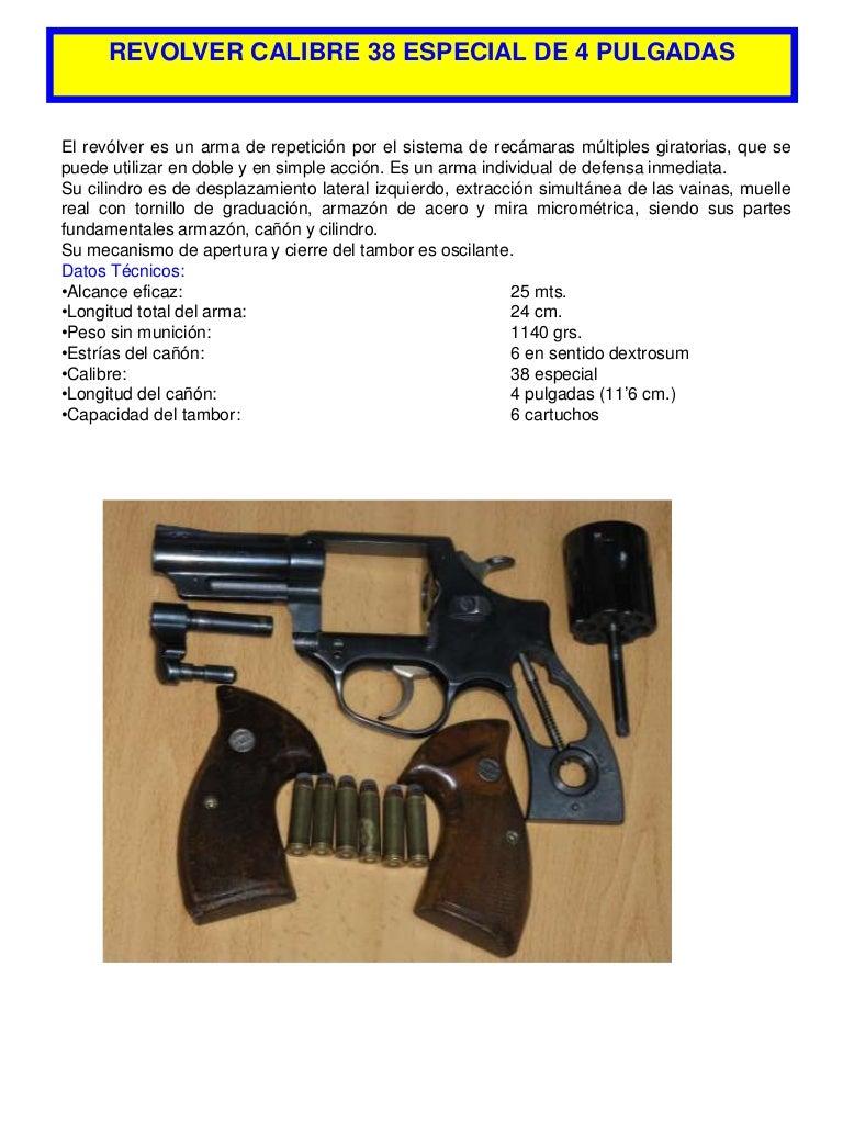 Armamento Revolver
