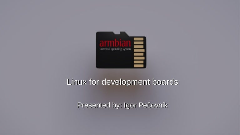 Armbian Tv Box