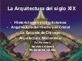 Arq s. xix  historicismos, eclecticismo y arqu del hierro y el cristal